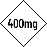 400 mg Acido Alfa Lipoico